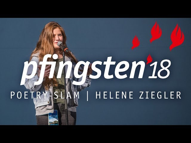 Pfingsten 18 - Poetry Slam
