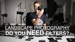 Landscape Photography - Do We Need Filters Anymore?