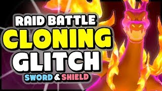 This Glitch Lets You Clone RAID POKEMON in Sword and Shield!
