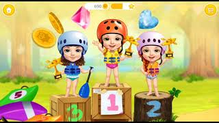 kids Game: Sweet Baby Gril Summer Camp