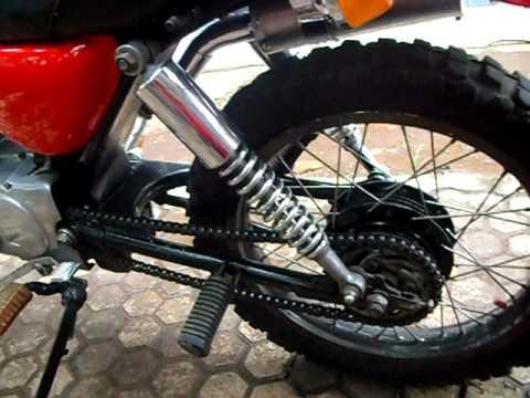 modification motor cb trail