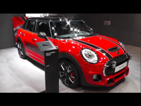 Mini Cooper S 5 Door 2016 In Detail Review Walkaround Interior