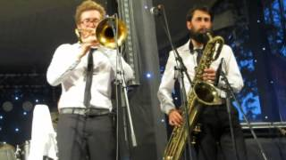 BUTTSHAKERS - LIVE GENEVE 2014 / JARDIN ANGLAIS