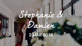 Stephanie & Damien 2nd March 2018
