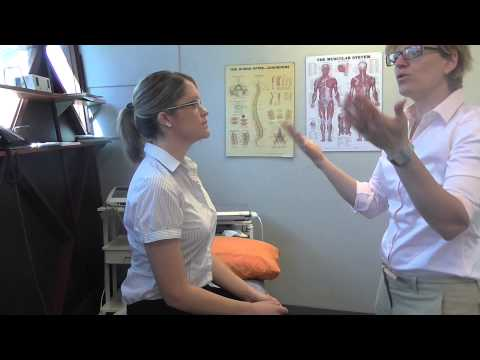 Physiotherapy assessment of your neck