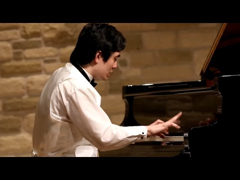 Sheng Cai - Chopin andante spianato et grande polonaise brillante op.22, LIVE