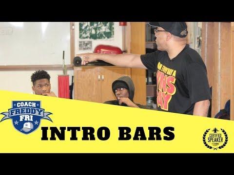 Top Student Athlete Motivational Speaker | INTRO BARS | Hip Hop 101