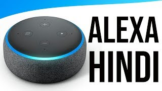 Скачать Alexa Ab Hindi Me Echo Dot Review