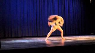 Interpretive Dance (Breathe Me-Sia) Emma Sanford
