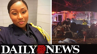 Off Duty NYPD Officer Killed, Sergeant Critically Injured In Bronx Car Crash