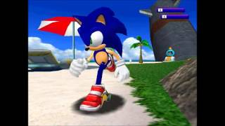 Sonic Adventure 2 DX: Leichte animation update