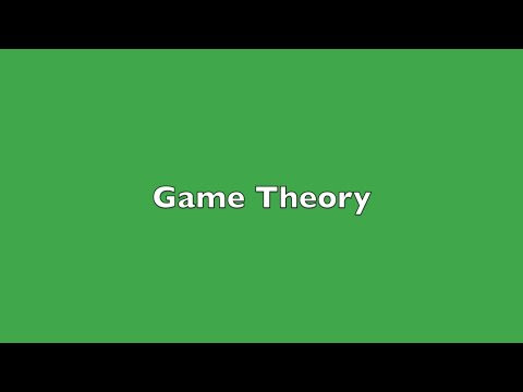 Introduction to Game Theory | Examples