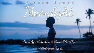 "[sold] beautiful afrobeat instrumental 2017 ""moonlightღ"" | prod. by arándano & d.i.n beats"