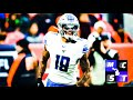 Detroit Lions to Franchise & Agree to Long Term Deal w/ Star Wr Kenny Golladay!!! (Reportedly)