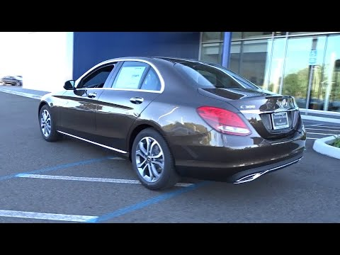 2018 mercedes benz c class pleasanton walnut creek for Mercedes benz livermore