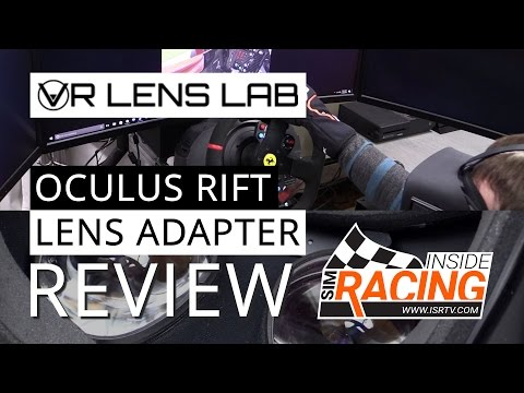 VR Lens Lab Prescription Oculus Rift Lens Adapter Review