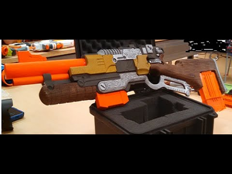 5 Nerf Guns That Never Came Out