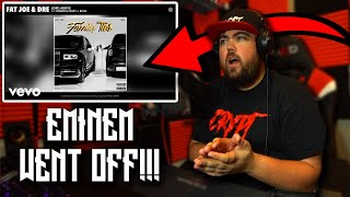 RAPPER REACTS to Fat Joe - Lord Above ft. Eminem, Mary J. Blige, & Dre