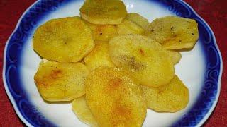 Печеная картошка с ароматной хрустящей корочкой Ммм вкуснятина