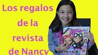 Repeat youtube video Personalizo los regalos de la revista Nancy