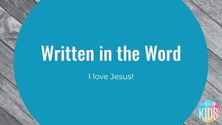 Written in the Word