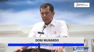 Kepala BNPB: Ribuan Desa Sudah Kekeringan