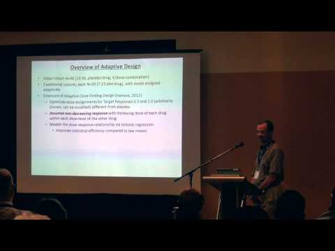 Case Studies of Phase 2 Adaptive Dose-Finding Trials - Jim Bolognese