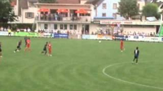 Bahlinger SC vs. SV Waldhof Mannheim 07 Spielzusammenfassung