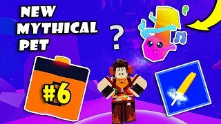NEW QUEST UPDATE! NEW MYTHICAL PET + PET CRATE 6 & UNLOCK HEAVY ARMOR In GHOST SIMULATOR! [Roblox]