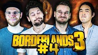 4 Looter außer Rand und Band | Borderlands 3 mit Etienne, Simon, Nils & Budi #04