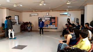 Video Raat Bhar || M.J-Mix || Dance || By S.K Michael download MP3, 3GP, MP4, WEBM, AVI, FLV Juli 2018