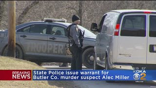 Police Issue Warrant For Suspect In Butler County Murder