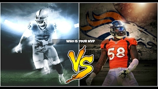 who is the g o a t khalil mack vs von miller highlights