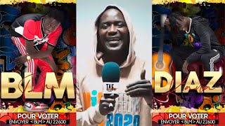 Finale Hip-Hop Feeling 2020 (Diazcana VS Blm Pro) Revivez les moments forts 🔥‼️🚨🇸🇳