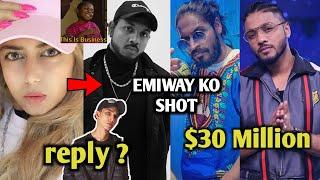 Emiway Ko Shot | Mukkta k Talking about King | Sidhu Moosewala Surprise Soon