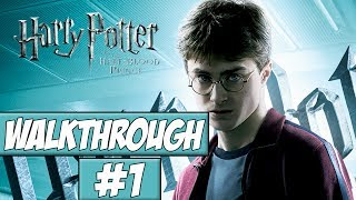 Harry Potter And The Half Blood Prince - Walkthrough Ep.1 w/Angel - Returning To Hogwarts!