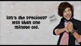 Isn 39 T She Lovely Harry Styles Lyrics, X-Factor Audition.mp3