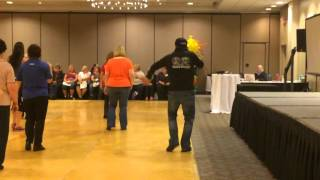 Levels Line Dance by Will Craig @WCLDM 2015