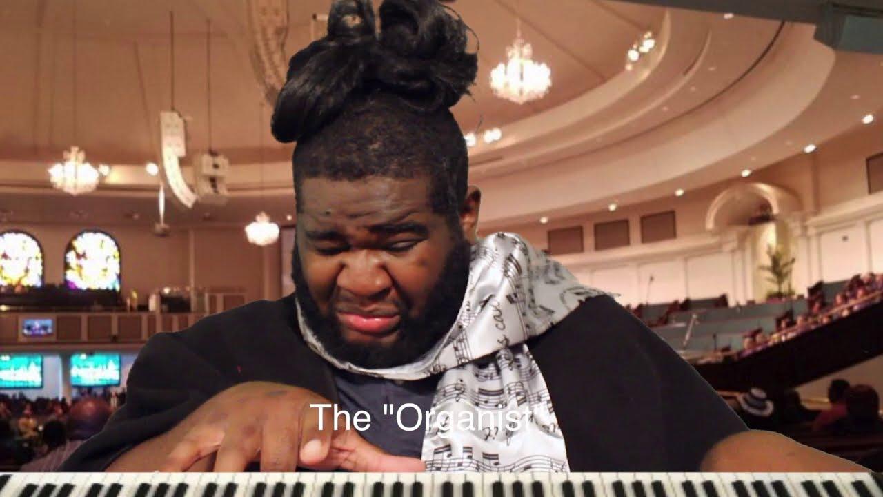 Black Church Piano Players
