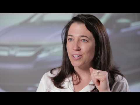 What Makes a Honda: Kristina's Story