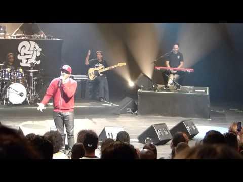 Fernandinho Beat Box improvisa e Rael - O Hip Hop É Foda, Part. Esp. - DJ KL Jay