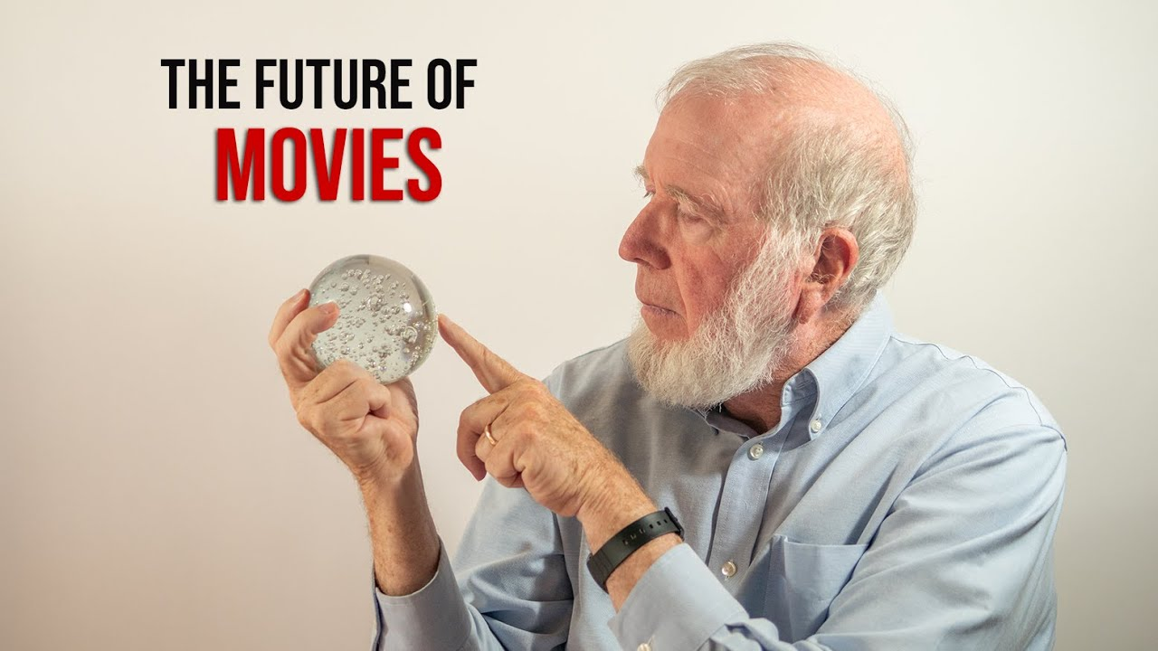 Wired Co-Founder Kevin Kelly Gives 36 Lectures on Our Future World: Education, Movies, Robots, Autonomous Cars & More
