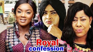 Royal Confession Season 5  6 -  Chioma Chukwuka  2019 Latest Nigerian Movie