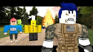 SAVING THE LAST GUEST ( A Roblox Movie)