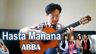 Hasta Mañana / ABBA - 기타 연주(Guitar, Fingerstyle)