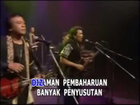 (karaoke) ZAMAN PEMBAHARUAN RHOMA IRAMA