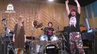 RISING SUN ROCK FESTIVAL 2017 in EZO 打首獄門同好会 ビデオメッセー...