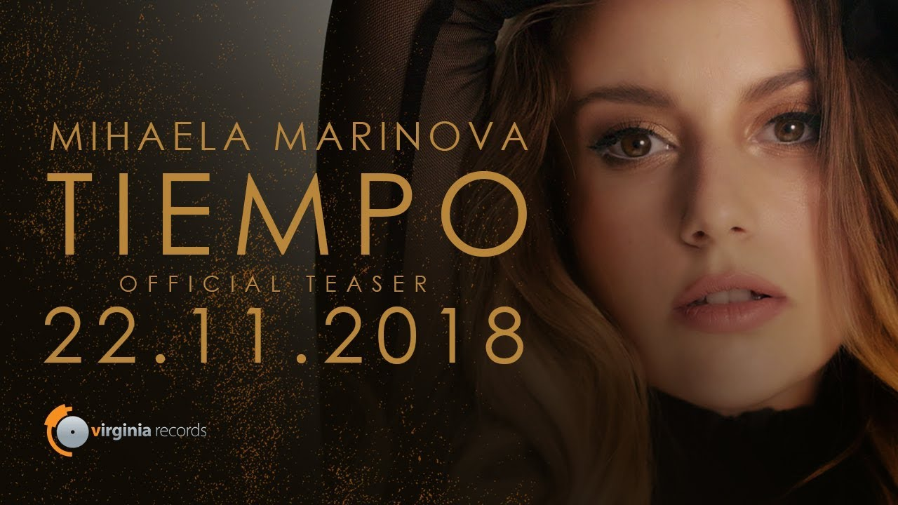 Mihaela Marinova - Tiempo (by Monoir) (Official Teaser)