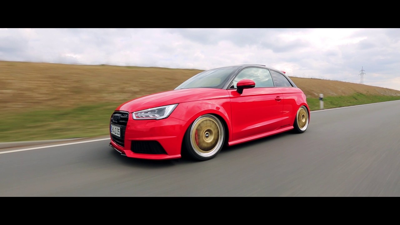 Audi A1 / S1 EGO-X Klappenanlage / Klappenauspuff || Tuning ...