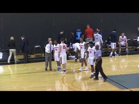Brookdale Men's Basketball vs Cumberland County College March 4th